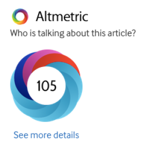 Altmetric from the BMJ report: Measles outbreak linked to Disney theme parks reaches five states and Mexico http://www.bmj.com/content/350/bmj.h436/article-info