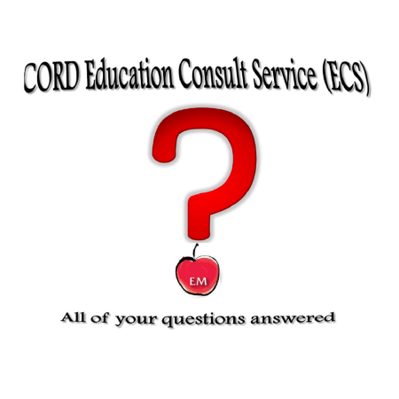 CORD education consult service